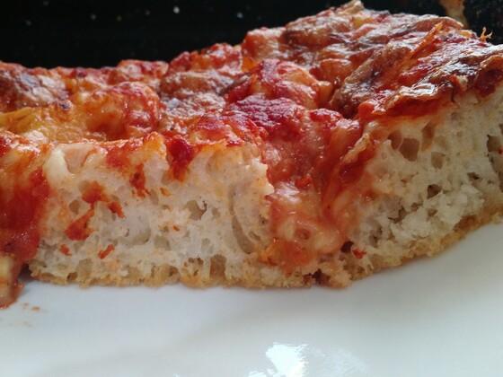 Tomato and Cheese Focaccia
