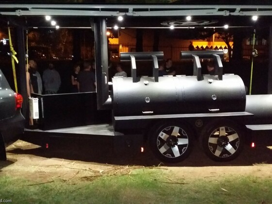 The new benchmark for BBQ Offset Trailers in Australia