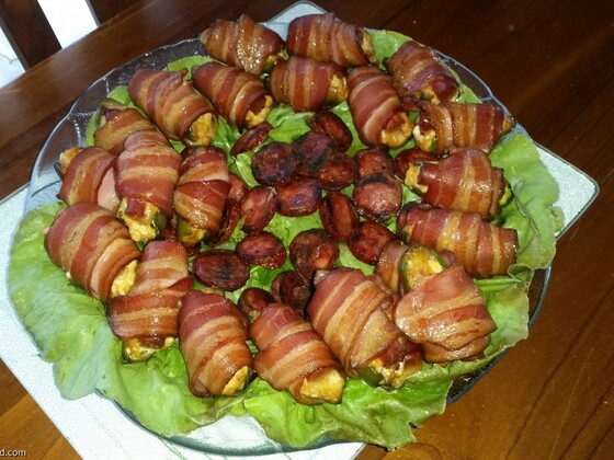 ABTs & Grilled Cacciatore