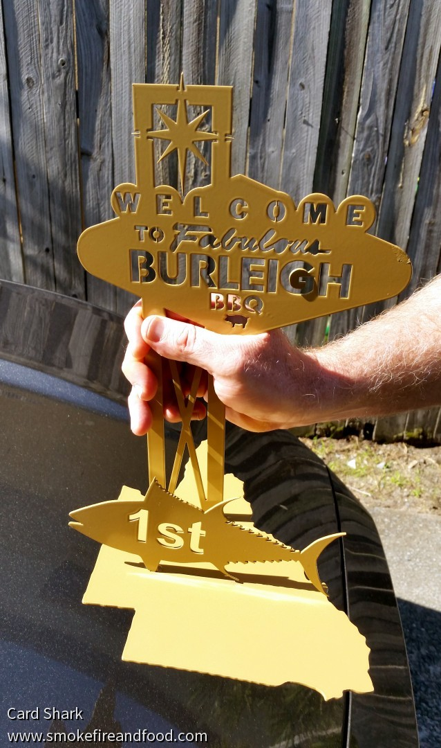 Gold on the Gold Coast pre Commonwealth Games  - Burleigh BBQ 2017