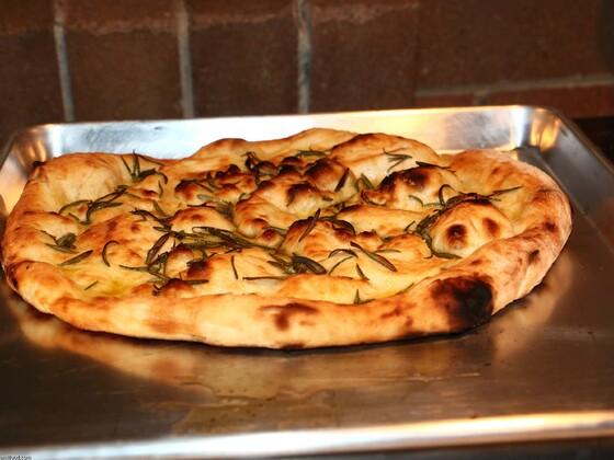 Pizza - Focaccia - Rosemary and EVOO - Maximus Pizza Oven