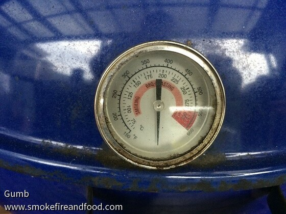 Weber Kettle Thermometer